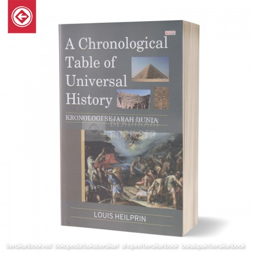 A Chronological Table of Universal History Kronologi Sejarah Dunia