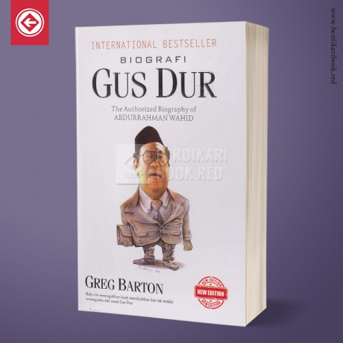 Biografi Gus Dur: The Authorized Biography of Abdurrahman Wahid (Soft Cover)