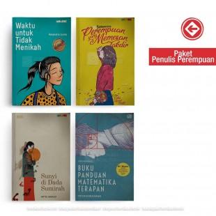 Paket Penulis Perempuan