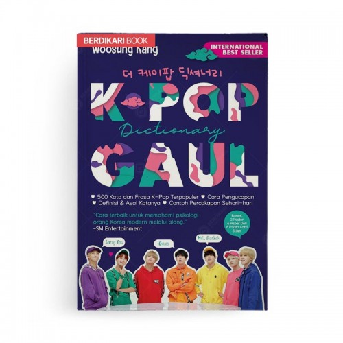 K-POP Dictionary Gaul