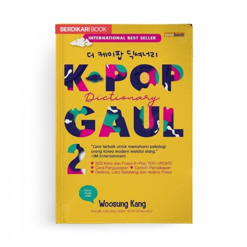 K-POP Dictionary Gaul Jilid 2