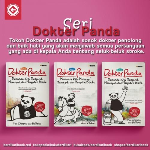 Seri Dokter Panda 1-3