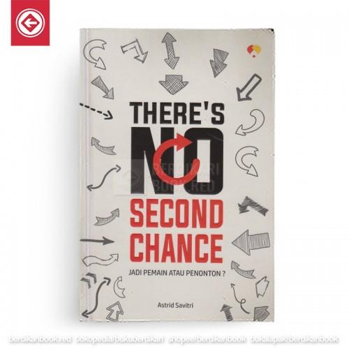 Theres No Second Change Jadi Pemain atau Penonton
