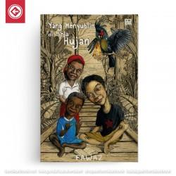 Yang Menyublim di Sela Hujan ( Cerita tentang Pengalaman Belajar Mengajar di Sokola Asmat)