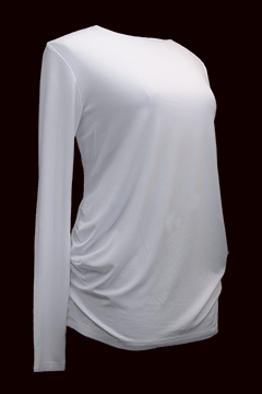 High Neckline Shell