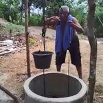 Video Lucu 2018 Ngambil Air Atau Kopi Di Dalam Sumur