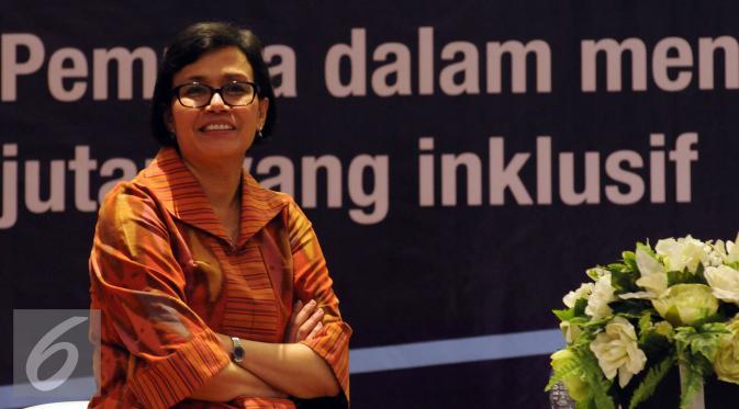 Sri Mulyani Ajak Pemuda Indonesia Untuk Berwirausaha