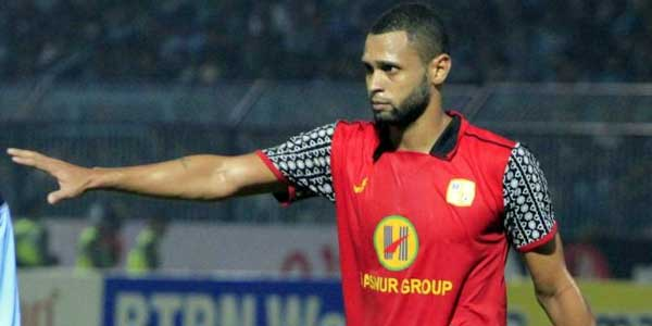 Madura United Kontrak Top Skor Barito Putera