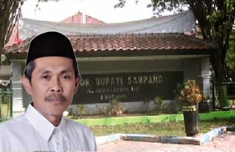 Kh Fannan Bupati Sampang Wafat di RS Graha Amerta