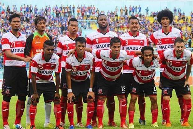 Prediksi dan Head To Head Madura United Vs Persegres Gresik United 4 November 2016