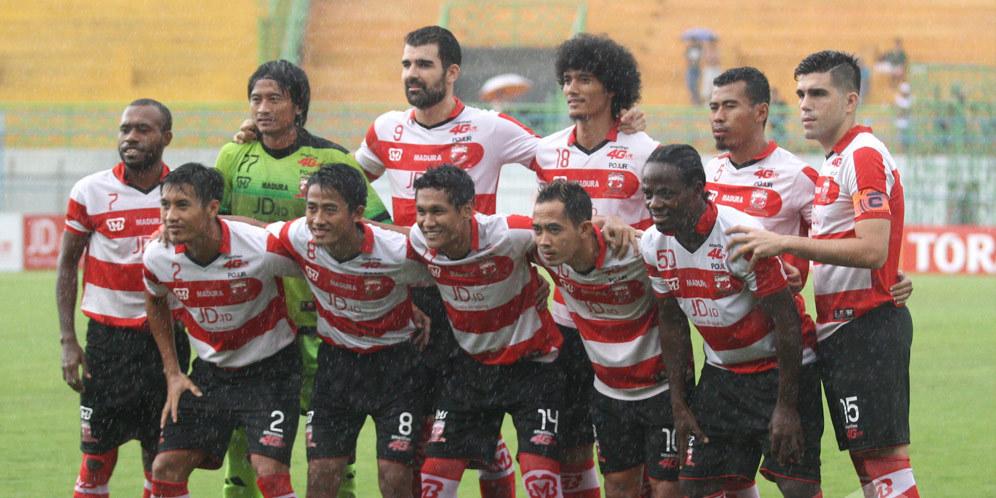 Jadwal Lengkap Madura United Putaran ke 2