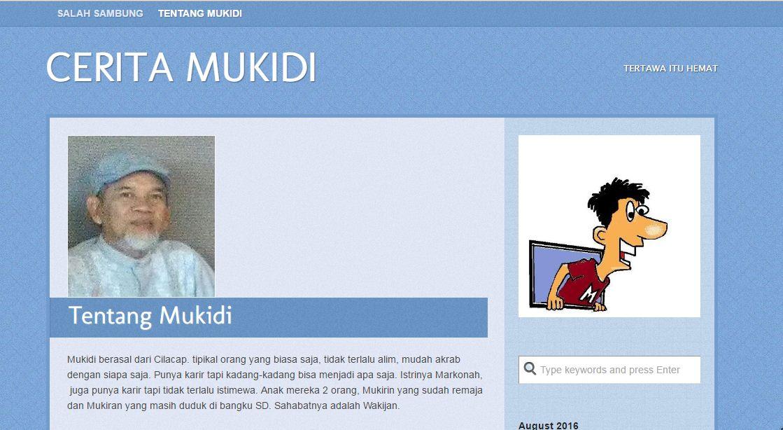 Apa Itu Mukidi? Membuat Heboh Netizen