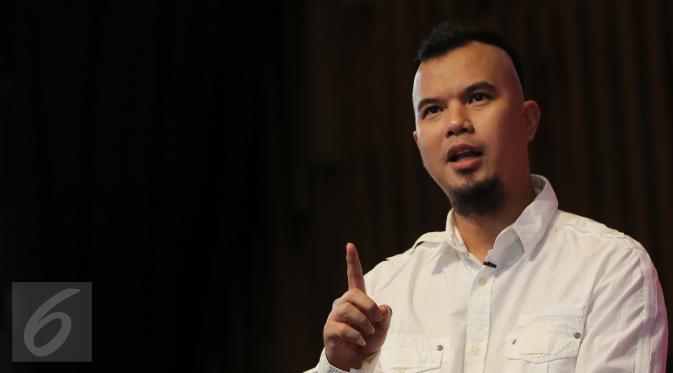 Ahmad Dhani Dukung Risma di Pilkada DKI dengan syarat