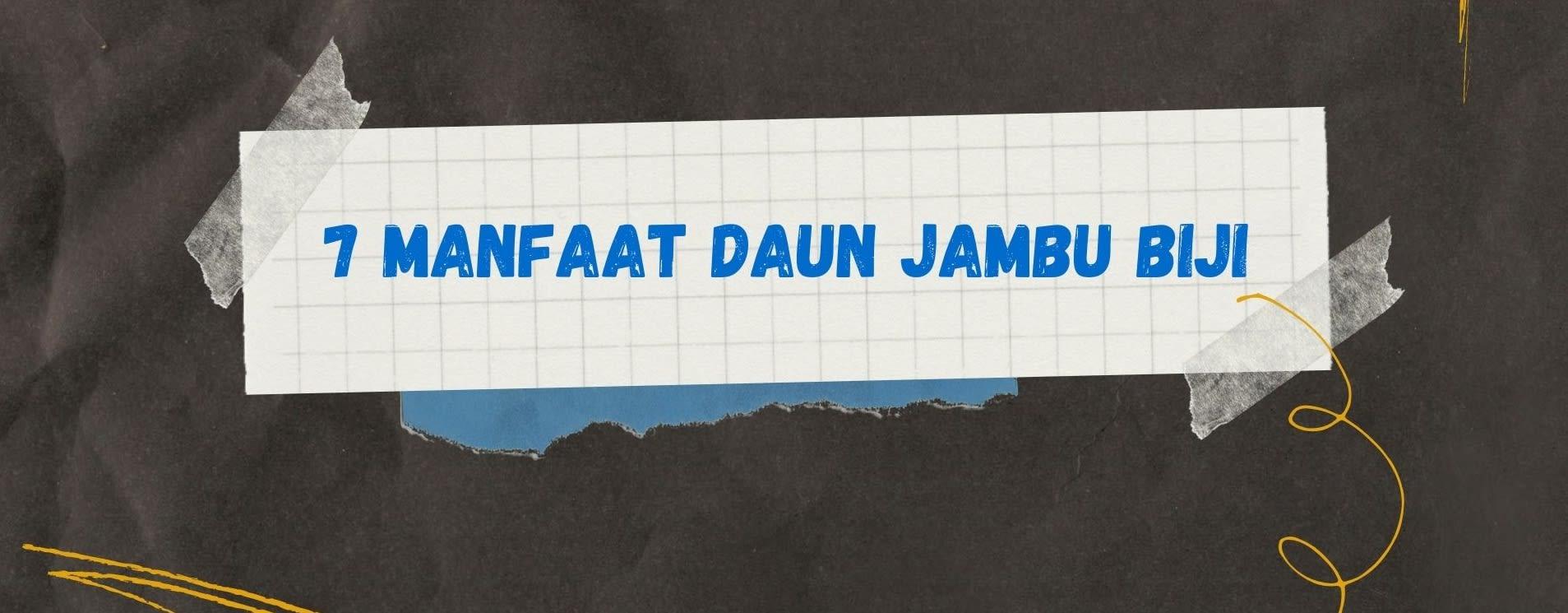 7 Manfaat Daun Jambu Biji scx5t9