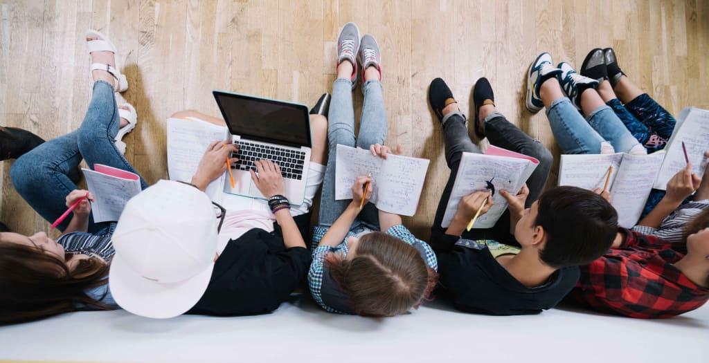 6 kegiatan mahasiswa