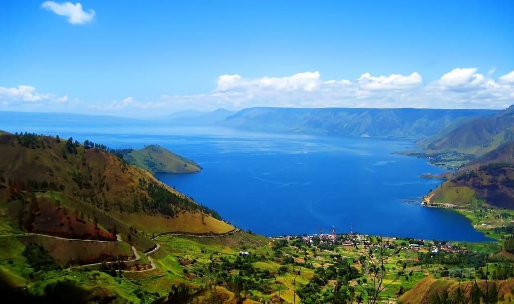 The Beauty of Lake Toba