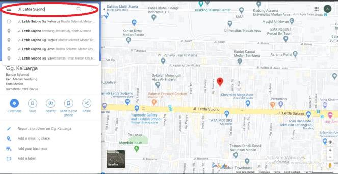 cara membuat barcode google maps