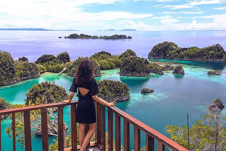 travel in indonesia