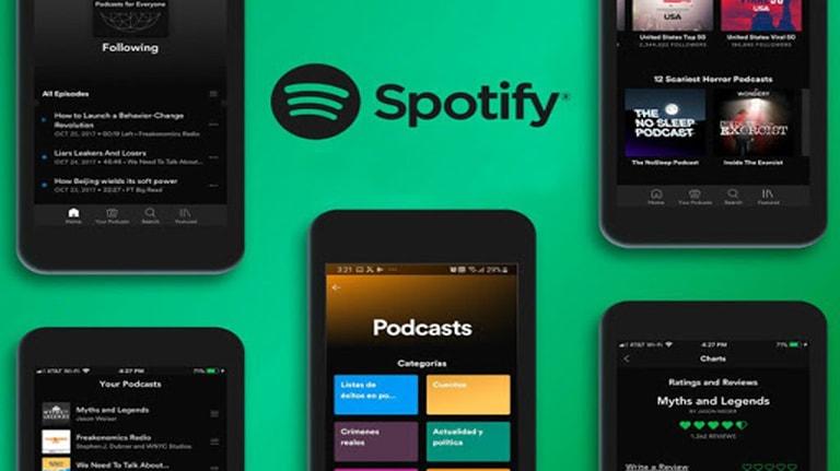 membuat podcast di spotify