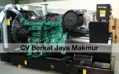 Pusat Toko Jual Genset Bandung | Supplier Distributor Genset