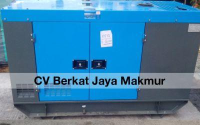 Diesel Genset Yanmar 8 Kva with Stamford