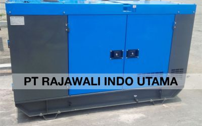 Diesel Genset Fawde 15 kVA with Winston