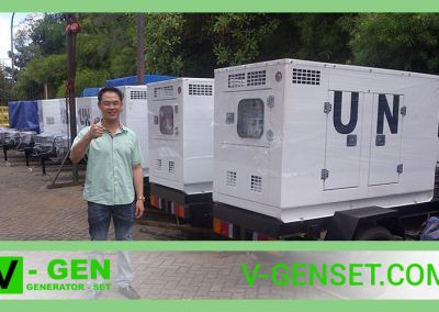 Proyek Genset UN