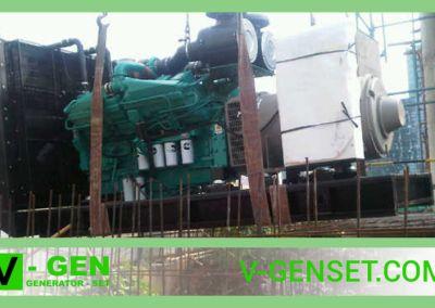 Proyek Genset Metro TV