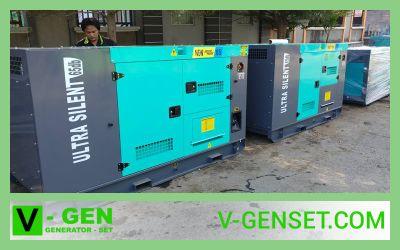 Jual Genset di Jakarta untuk Pabrik