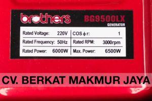genset-brothers-BG9500LX-spec