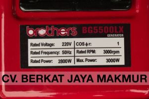 genset-brother-bg5500lx-2800w