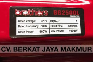 genset-brother-bg2500l-900w