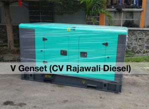 Genset Cummins Murah Silent Type