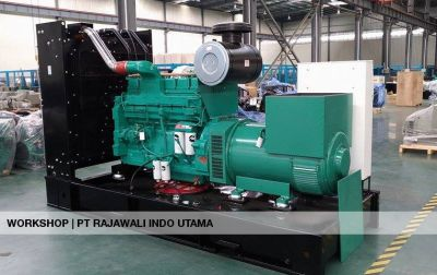 workshop-genset-pt-rajawali-indo-utama