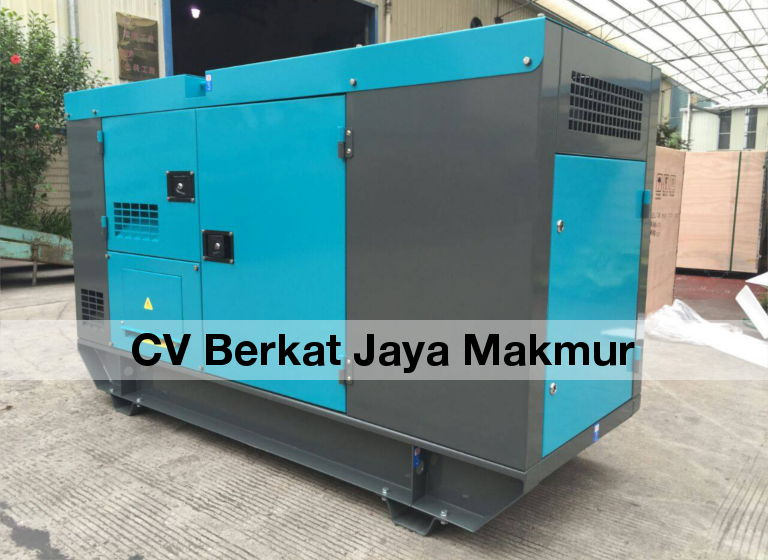 Diesel Genset Lovol 45A Kva with Stamford