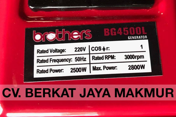 genset-brother-bg4500l-2500w