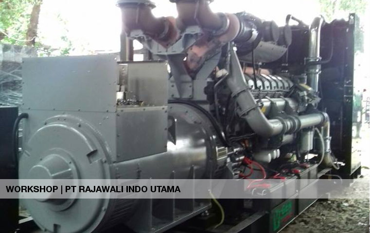 Supplier Distributor Jual Genset Mitsubishi Indonesia
