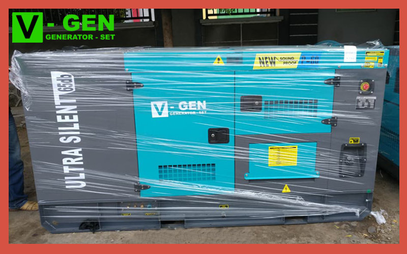 Diesel Genset Yanmar 50 Kva with Stamford