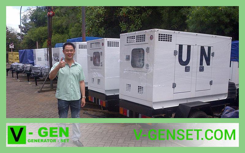 harga genset perkins yanmar cummins 30 kVA v-genset.com