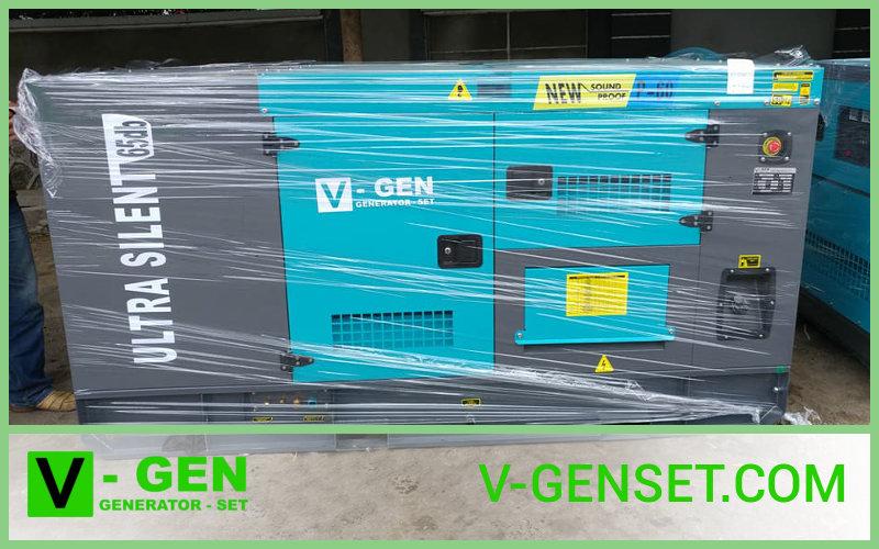 harga genset perkins 20 kVA distributor
