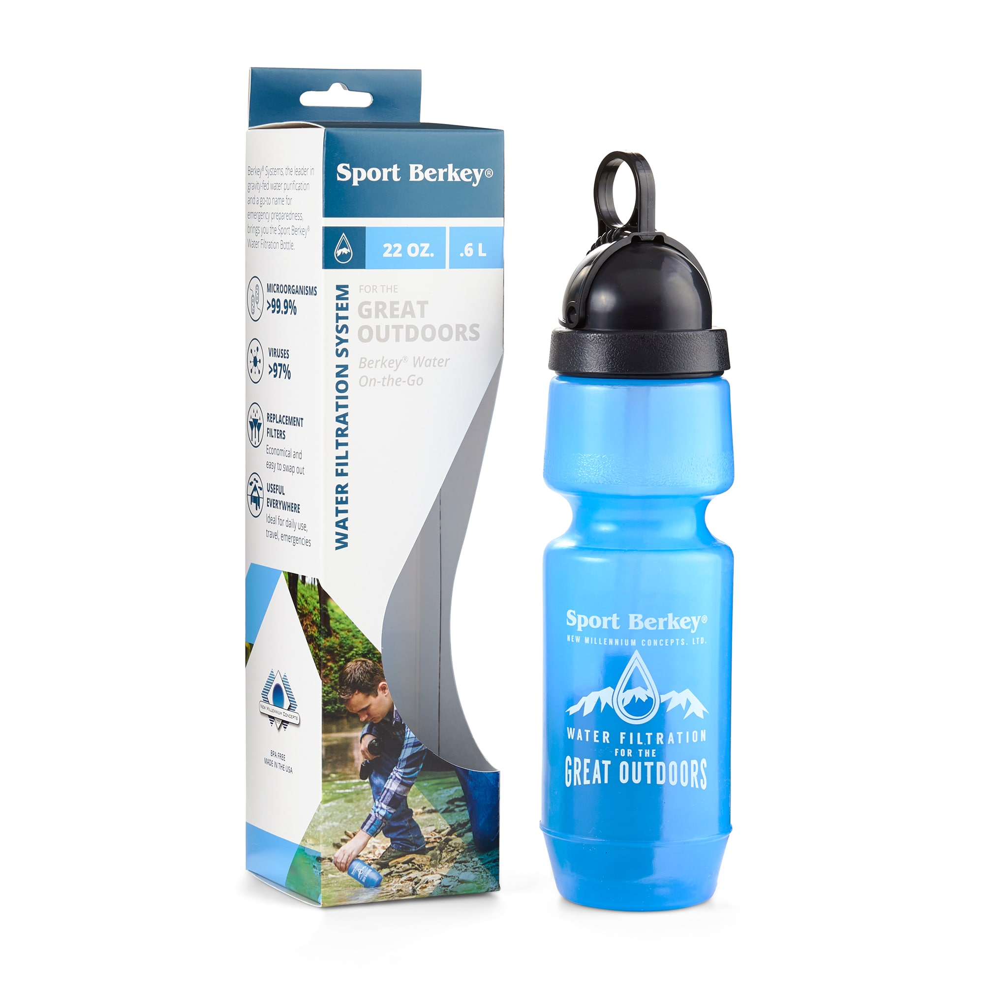 Sport Berkey Portable Purifier