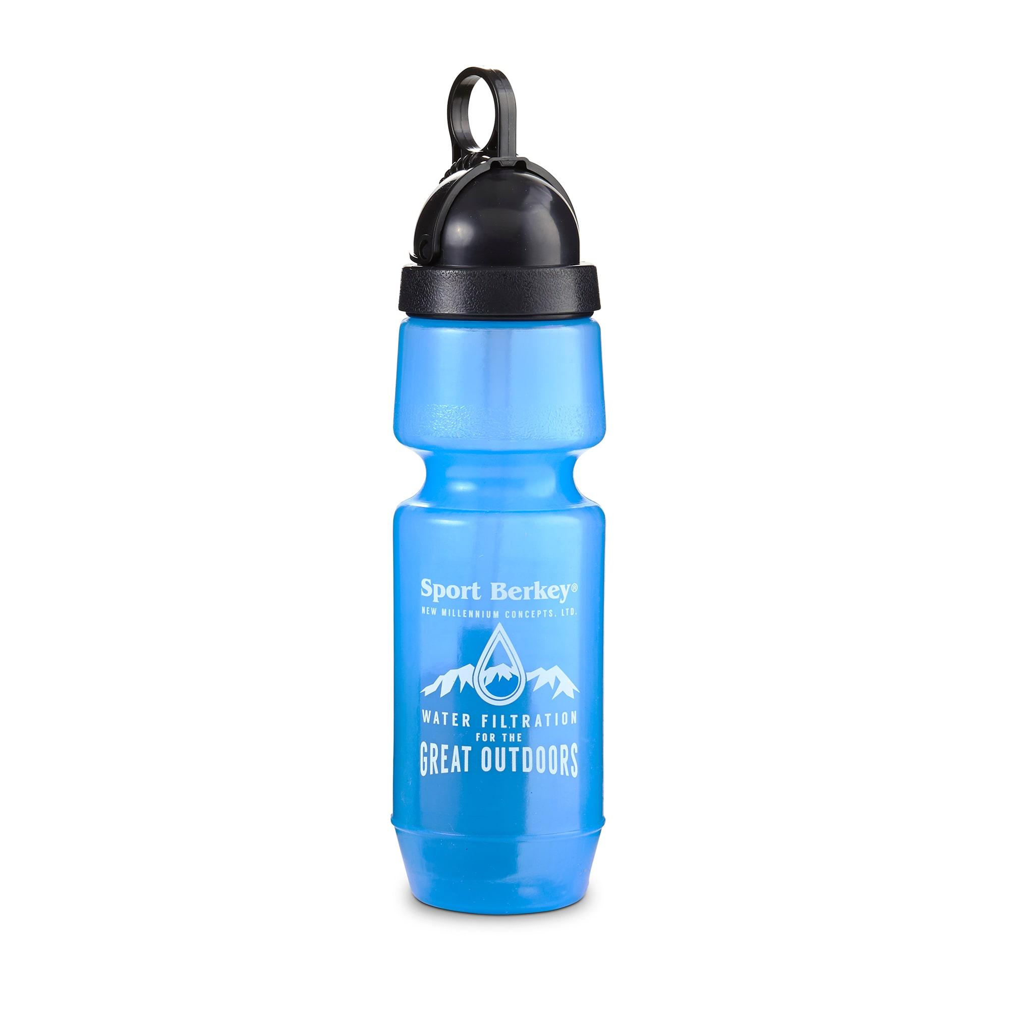 Filtre eau sport berkey - Eau en bouteille vs eau du robinet ...