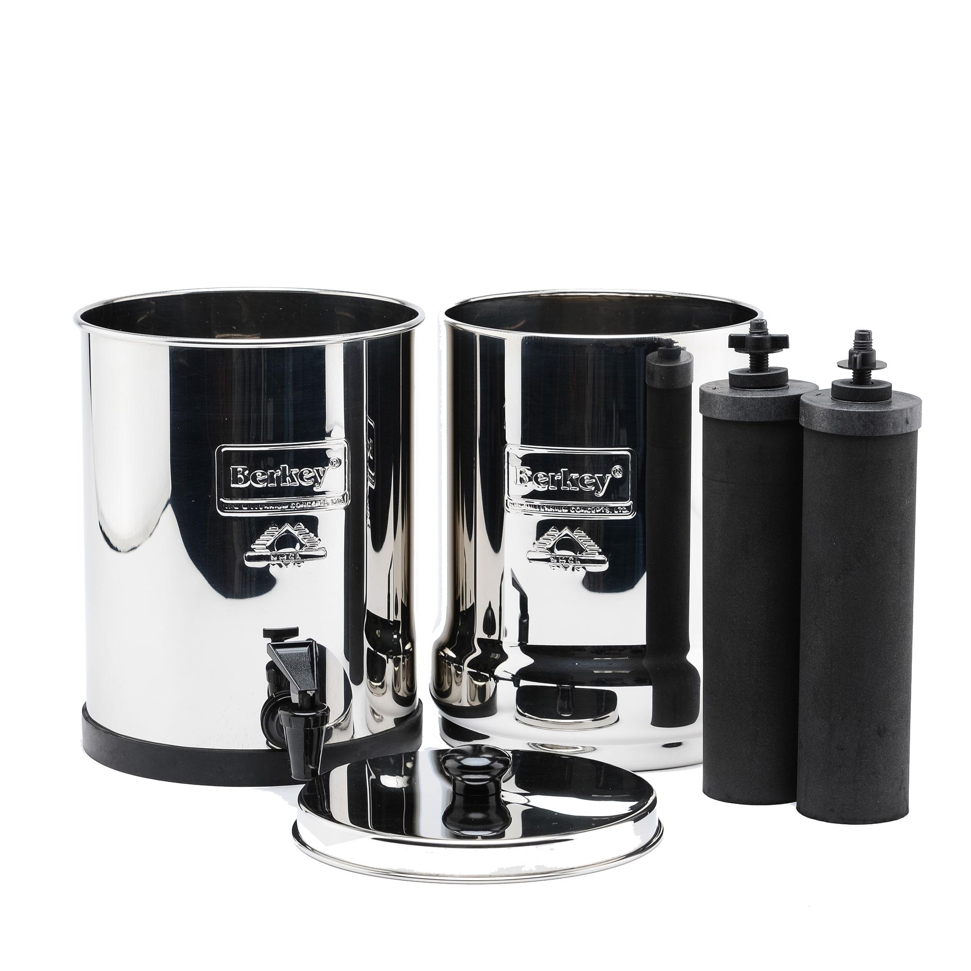 Travel Berkey Water Filter