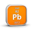 Lead atomic symbol