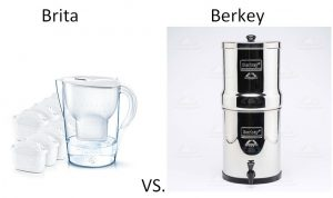 Brita vs. Berkey