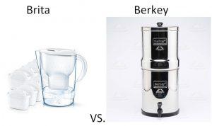 Brita vs. Berkey