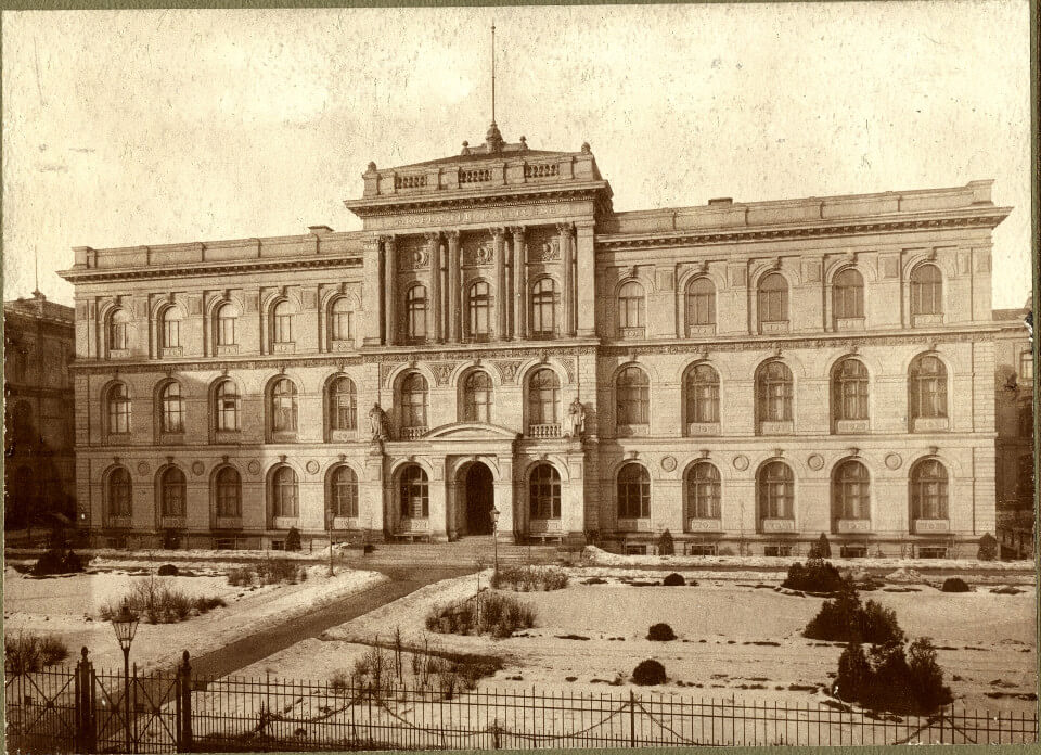 National History Museum of Berlin 1893