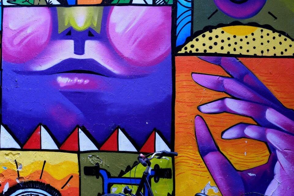 street art murals berlin mitte