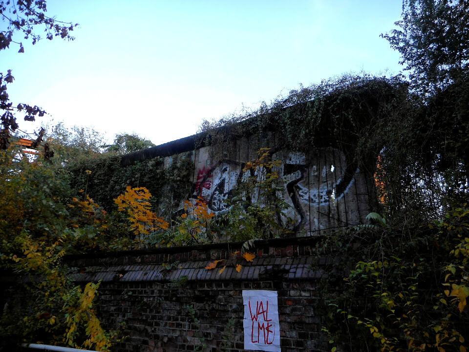 Berliner Mauer Liesenstrasse