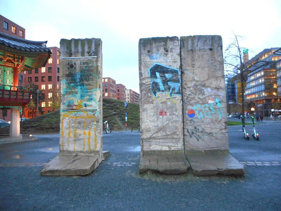Berliner Mauer Potsdamer Platz